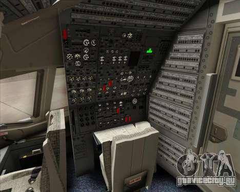 McDonnell Douglas DC-10-30 Northwest Airlines для GTA San Andreas двигатель