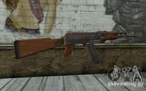 Тип 56 (АКМ) from Battlefield: Vietnam для GTA San Andreas второй скриншот