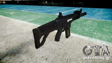 Автомат LK-05 Silencer icon3 для GTA 4 второй скриншот