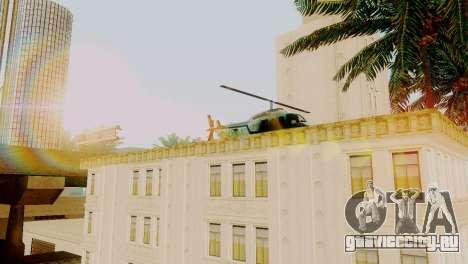 Новые транспортные средства в LSPD для GTA San Andreas второй скриншот