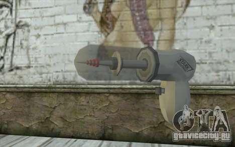 Stark Industries Nova Gun для GTA San Andreas