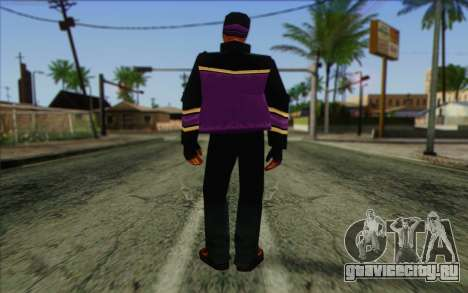 Hood from GTA Vice City Skin 1 для GTA San Andreas второй скриншот