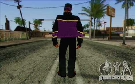 Hood from GTA Vice City Skin 1 для GTA San Andreas второй скриншот