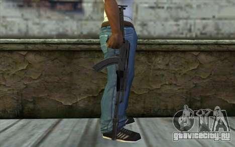 АКМС с ПБС для GTA San Andreas третий скриншот