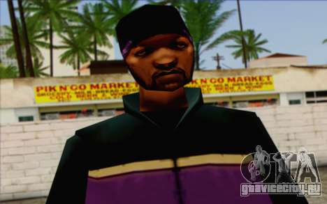 Hood from GTA Vice City Skin 1 для GTA San Andreas третий скриншот