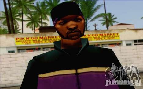 Hood from GTA Vice City Skin 1 для GTA San Andreas третий скриншот