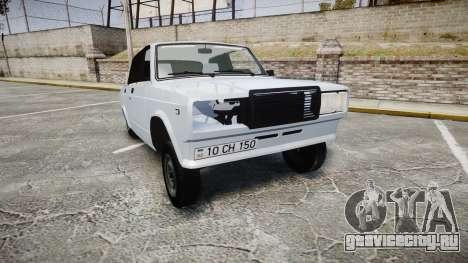 ВАЗ-2107 Avtosh Style для GTA 4