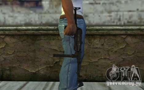 MP40 для GTA San Andreas третий скриншот