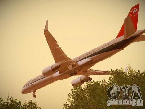 Boeing 757-251 Northwest Airlines для GTA San Andreas двигатель