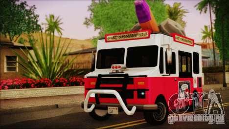 Mr. Whoopee Tuned для GTA San Andreas