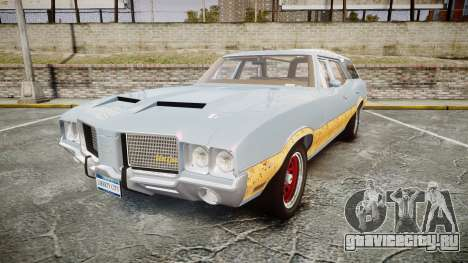 Oldsmobile Vista Cruiser 1972 Rims1 Tree6 для GTA 4