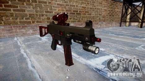 Пистолет-пулемёт UMP45 Art of War для GTA 4