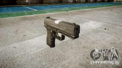 Пистолет Taurus 24-7 black icon3 для GTA 4