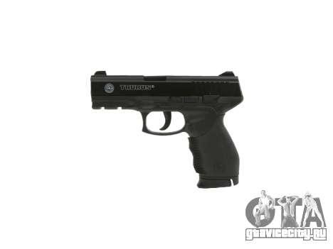 Пистолет Taurus 24-7 black icon2 для GTA 4 третий скриншот