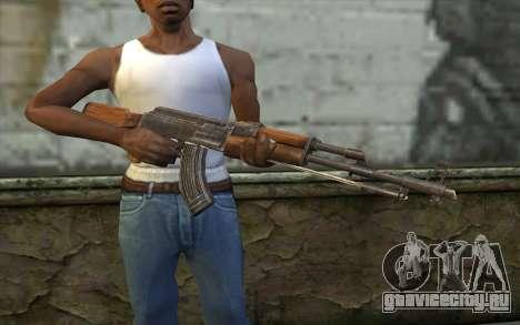 Тип 56 (АКМ) from Battlefield: Vietnam для GTA San Andreas третий скриншот