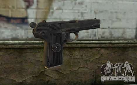 ТТ-33 from Battlefield: Vietnam для GTA San Andreas второй скриншот