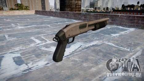 Помповое ружьё Mossberg 500 icon1 для GTA 4 второй скриншот