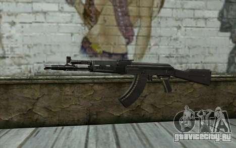 АК-104 для GTA San Andreas