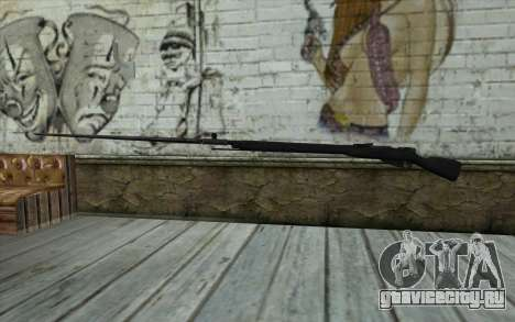 Винтовка Мосина v10 для GTA San Andreas