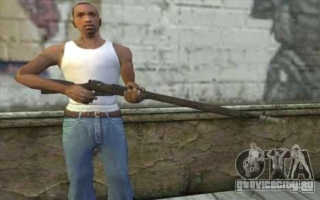Винтовка Мосина v6 для GTA San Andreas третий скриншот