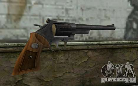 Revolver .44 Magnum from Battlefield: Vietnam для GTA San Andreas второй скриншот