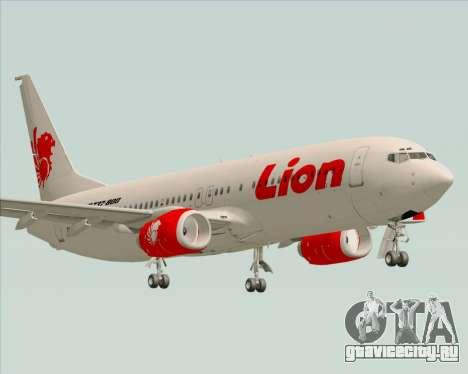 Boeing 737-800 Lion Air для GTA San Andreas
