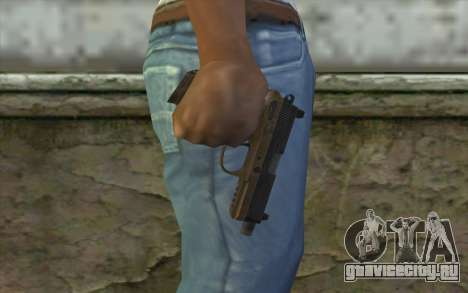 FN FNP-45 Без Глушителя для GTA San Andreas третий скриншот