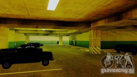 Новые транспортные средства в LVPD для GTA San Andreas восьмой скриншот