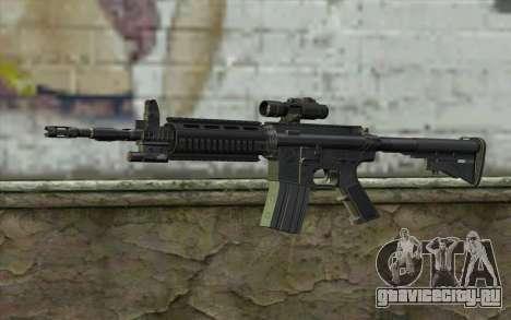 M4 Stuffed для GTA San Andreas