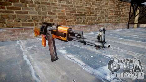 Автомат Калашникова модернизированный (АКМ) для GTA 4