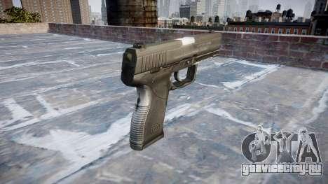 Пистолет Taurus 24-7 black icon1 для GTA 4 второй скриншот