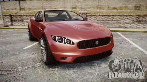 GTA V Ocelot Jackal для GTA 4