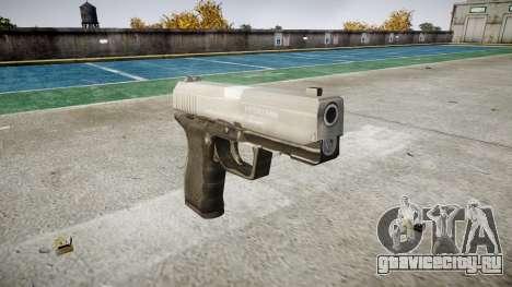 Пистолет Taurus 24-7 titanium icon3 для GTA 4