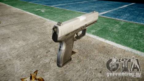 Пистолет Taurus 24-7 titanium icon3 для GTA 4 второй скриншот
