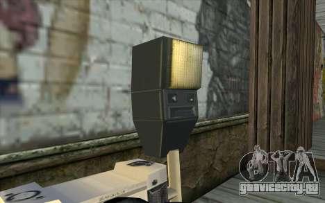 Camera from Beta Version для GTA San Andreas третий скриншот