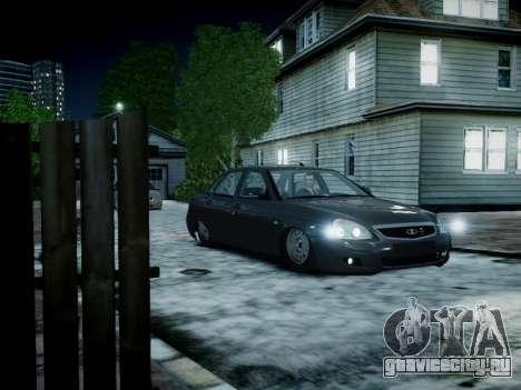 ВАЗ 2170 для GTA 4
