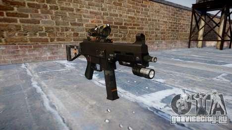 Пистолет-пулемёт UMP45 CE Digital для GTA 4