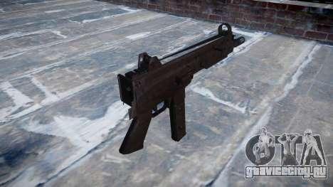 Пистолет-пулемет SMT40 no butt icon1 для GTA 4 второй скриншот