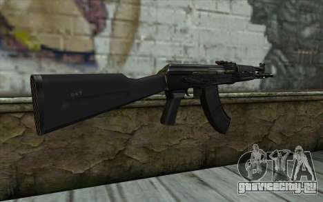 АК-104 для GTA San Andreas второй скриншот