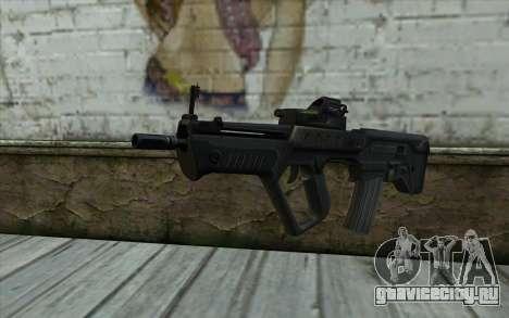 TAR-21 Bump Mapping v2 для GTA San Andreas