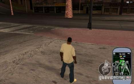 GTA V HUD для GTA San Andreas второй скриншот