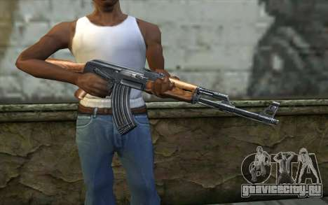 AK47 from Killing Floor v2 для GTA San Andreas третий скриншот