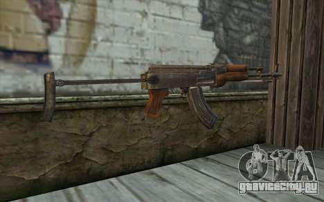Тип 56-1 (АКМС) from Battlefield: Vietnam для GTA San Andreas второй скриншот