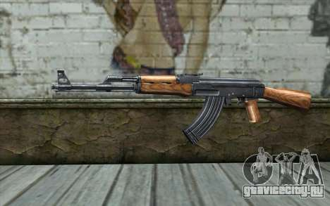 AK47 from Killing Floor v2 для GTA San Andreas