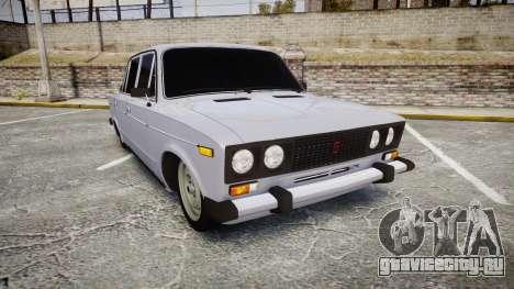 ВАЗ-2106 шестёрка для GTA 4