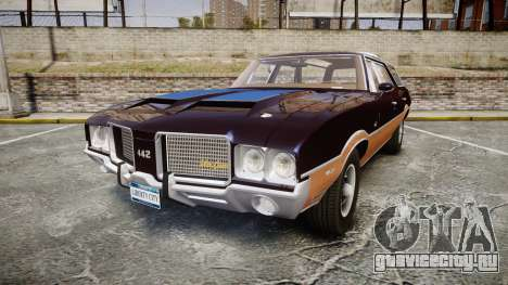Oldsmobile Vista Cruiser 1972 Rims2 Tree2 для GTA 4