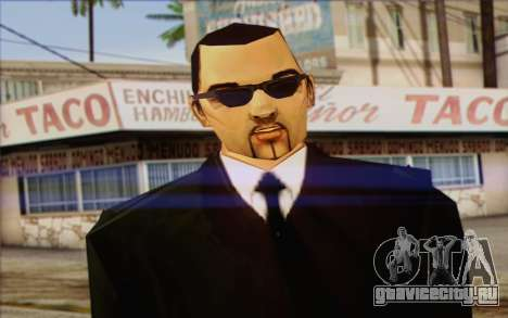 Leone from GTA Vice City Skin 2 для GTA San Andreas третий скриншот