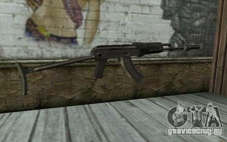 АКМС с ПБС для GTA San Andreas второй скриншот
