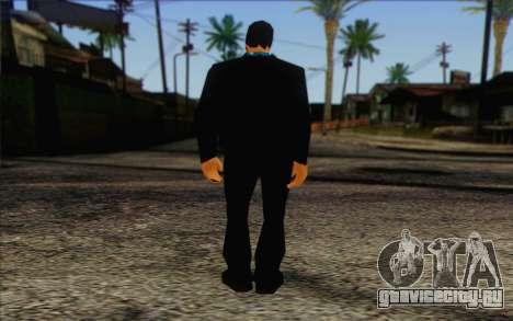 Yakuza from GTA Vice City Skin 2 для GTA San Andreas второй скриншот