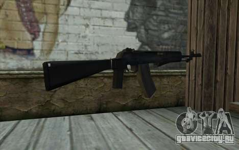 Автомат Никонова для GTA San Andreas второй скриншот